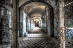 arcanum. urban exploration.: Sanatorium Beelitz-Heilstätten [Revisit]