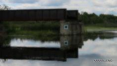 Train Iron Bridge