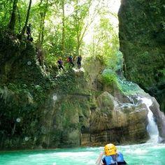 Ciguapa Falls, Duarte, Dominican Republic