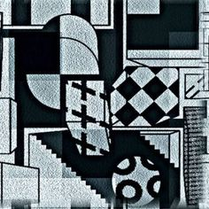 # 121 Abstract Art!- Original...