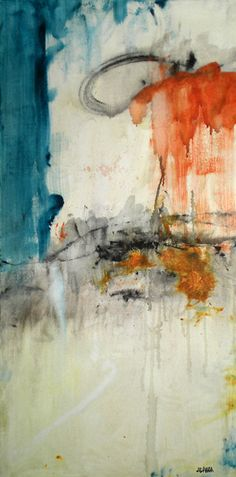 Contemporary abstract artwork by Adam Mitchell