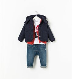 LOOK9 - Looks - Baby boy (3 - 36 months) - Kids | ZARA Bulgaria