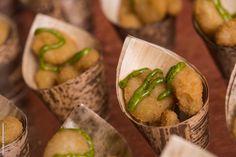 Popcorn shrimp on the Off The Hook Station | Sterling Ballroom | Tinton Falls NJ Weddings