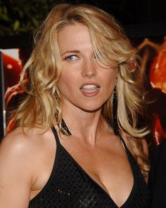 The shiny Lucy Lawless