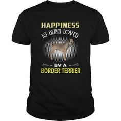 BORDER TERRIER T Shirts, Hoodies. Check price ==► https://www.sunfrog.com/Pets/BORDER-TERRIER-105128002-Black-Guys.html?41382 $23
