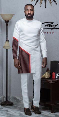 Latest African Wear For Men, Latest African Men Fashion, African Shirts For Men, Nigerian Men Fashion, African Dresses Men, African Attire For Men, African Clothing For Men, African Print Fashion, Mens Fashion