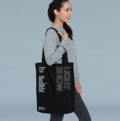 Tote Bag Light Show-MCA Merch