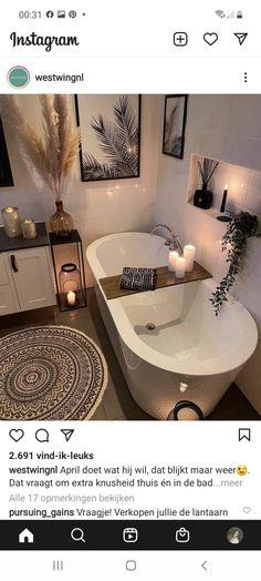Cozy Bathroom, Bohemian Bathroom, Bathroom Ideas, Bathroom Organization, Minimal Bathroom, Shower Bathroom, Bathroom Storage, Bathroom Cleaning, Bath Ideas