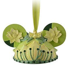 Ear Hat Tiana Ornament