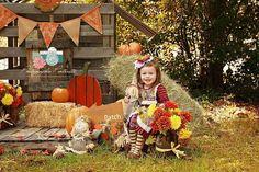 Halloween fall mini photography session