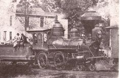 Astron - 1855, Rebuilt 1862 and 1870, Shown Here c.1880