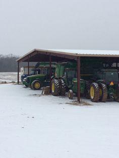 Winter on the Farm / Looney Farms