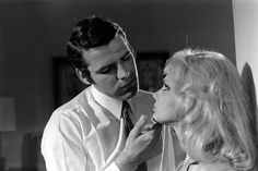 Hans De Vries and France Anglade.