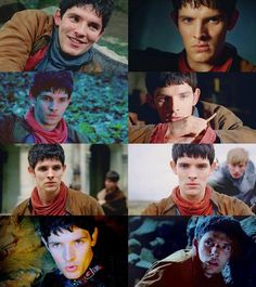 Screencap meme - Merlin S5 - up close & personal (2/2)
