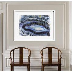 Sea of Gold Framed Painting Print | Wayfair