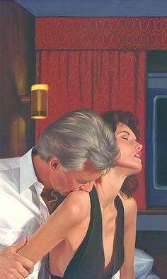 51 ideas painting love couple romances jack vettriano for 2019 Jack Vettriano, Pulp Fiction Art, Pulp Art, Romance Arte, Painting Love Couple, Serpieri, Pin Up, Image Manga, Fashion Mode