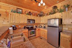Hickory Mist Luxury Gatlinburg Cabin Rental