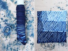 Today marks HonestlyWTF's four year anniversary. Four years! To celebrate, we're revisiting the very first tutorial we ever featured on the site: shibori tie dye. Lauren and I first discovered shibori after discovering an old photo on the web.