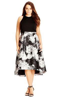 Women's Plus Size Victoria Dress | City Chic USA