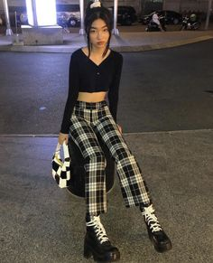 Fasion, 90s Fashion, Fashion Looks, Vintage Fashion, Womens Fashion, Grunge Outfits, Casual Outfits, Cute Outfits, Hipster Outfits