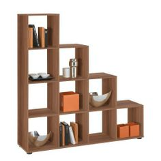 PARAVENT Room Divider Display Unit / Storage Shelf Rack Unit System for HIFI / Books / Ornaments in Walnut Colour by DMF by DMF, http://www.amazon.co.uk/dp/B00FB9TAHY/ref=cm_sw_r_pi_dp_8jyZsb0A1RAH3