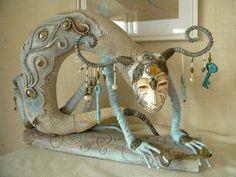 Contemporary Ceramic Sculpture   Nadezhda Sirkis