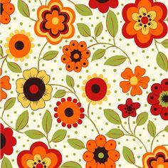 Tecido Nacional para Patchwork - 100% algodão - ALEGRIA - AL6149-1 :: Eva e Eva Tecidos Para Patchwork