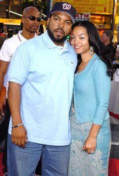 Ice Cube Family 2012 Ice Cube's wife, Kimbe...