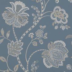 Baptista Wallpaper Wallpaper - Cowtan Design Library