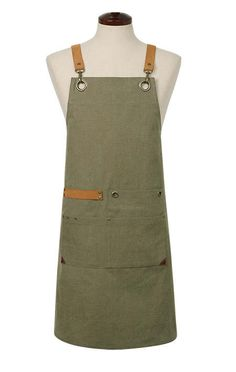 Premium Gift for woman and man Chef Works Handmade Apron