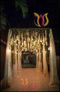 Wedding decorations indian New Ideas – Wedding Decor Wedding Reception Themes, Reception Entrance, Diy Wedding Backdrop, Wedding Stage Decorations, Wedding Mandap, Diy Backdrop, Wedding Centerpieces, Wedding Venues, Entrance Ideas
