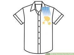 How to Remove Wax from Clothing: 8 Steps (with Pictures) - wikiHow Life Large Candles, Black Candles, Fall Candles, Remove Wax From Clothes, Wax Warmer, Paraffin Wax, Cleaning Solutions, Cleaning Tips, Quites