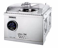 Nemox Gelato 3k Touch – Mini PC Caffe Gelato Machine, Gelato Maker, Commercial Ice Cream Maker, Small Restaurants, Industrial Restaurant, Cooking Tools, Sorbet, Washing Machine, Bathroom Ideas