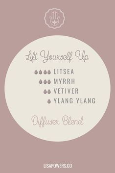 Lift Yourself Up Blend