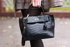 Miroslava Duma's bag