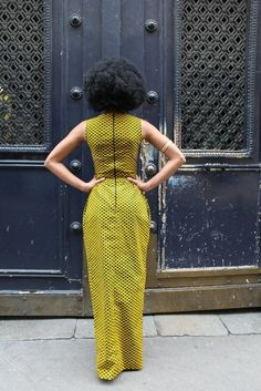 "Natacha Baco new Collection ""Muse"" ~Latest African Fashion, African Prints, African fashion styles, African clothing, Nigerian style, Ghanaian fashion, African women dresses, African Bags, African shoes, Nigerian fashion, Ankara, Kitenge, Aso okè, Kenté, brocade. ~DKK"