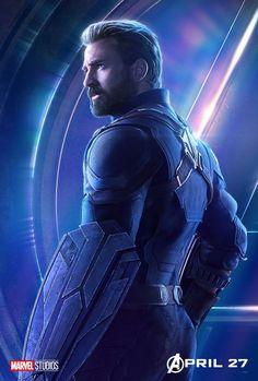 Steve Rogers (Avengers: Infinity War)