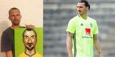 Stefan Holm gillar lego och Zlatan Ibrahimovic.