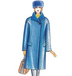 F3777, Marfy Coat