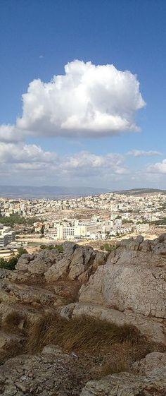 Nazareth Galilee Israel.