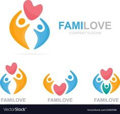 Heart and people logo combination Royalty Free Vector Image , Triangle Vector, Triangle Banner, Flag Vector, Banner Vector, Free Vector Images, Vector Free, Pennant Template, Water Drop Logo, Vector Graph