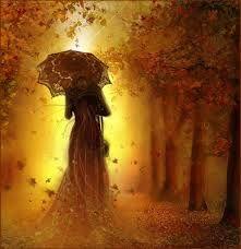 Картинки по запросу девушка осень