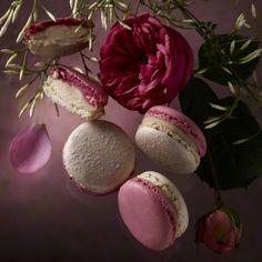 Pierre Hermé - Collection Ephémère #4 - JARDIN PARFUMÉ - Macaron Rose and Jasmin