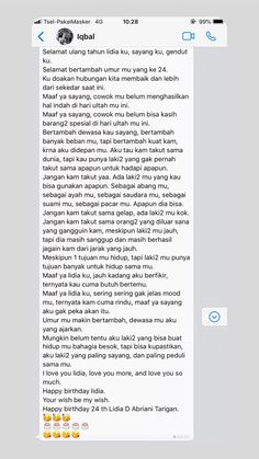 Relationship Texts, Real Relationships, Message Quotes, Reminder Quotes, Couple Goals Texts, Happy Love Quotes, Cute Couples Texts, Quotes Indonesia, Good Night Quotes