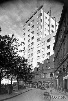 Najnovšie obrázky - Námestie SNP pred Starou tržnicou - Pohľady na Bratislavu Bratislava, Nostalgia, Times, History