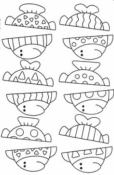 Fish Activities, Toddler Learning Activities, Kids Learning, Fish Crafts, Busy Book, Preschool Worksheets, Sequencing Activities, Kids Education, Pre School