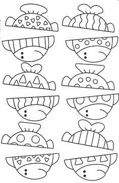 Preschool Worksheets, Preschool Learning, Learning Activities, Fish Activities, Preschool Activities, Childhood Education, Kids Education, Fish Crafts, Design Blog