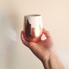 copper cup / the object enthusiast