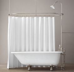 Choosing Your Bed-and-Bath Style | Tubs, Towels and Bath
