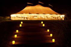 Tent Weddings - LOVE - Taryn